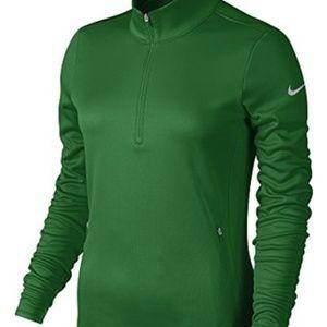 Nike Golf ThermaFit half zip jacket